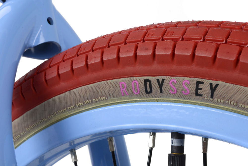 Odyssey Aaron Ross sig 2.35 tyre BMX