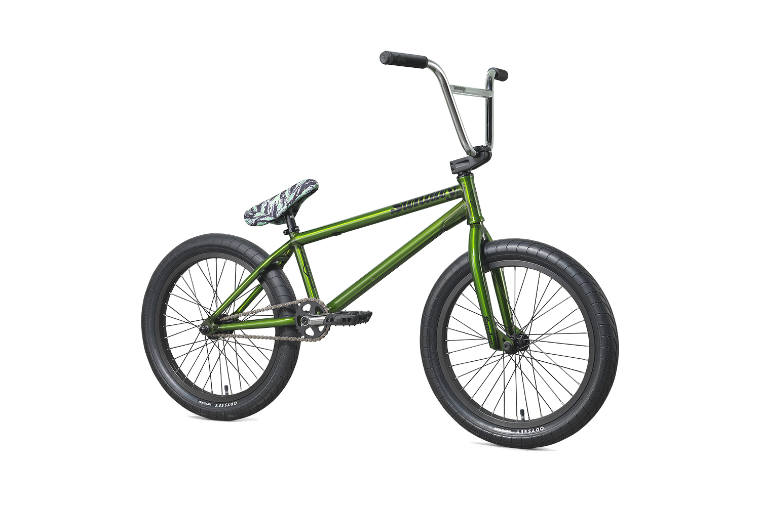 Sunday broadcaster custom - Rudy_Banegas's Bike Check - Vital BMX